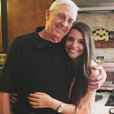 Grandpa Hughie!