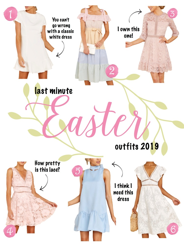 baf5f40b575 6 Dresses You Can Still Get In Time For Easter… That Are Under $60 ...